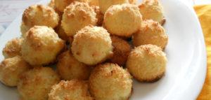Рецепт кокосового печенья с тофу, рецепт печенья из тофу