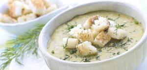Рецепт крем-супа из тофу