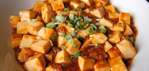Рецепт тофу с соусом